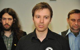 Piráty do eurovoleb povede Marcel Kolaja