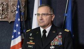 Vrchní velitel spojeneckých sil NATO v Evropě Curtis M. Scaparrotti