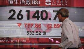 Peking oslabuje jüan, ilustrační foto