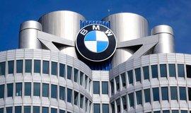 Centrála automobilky BMW v Mnichově