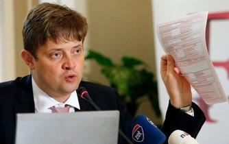 Generální ředitel Finanční správy Martin Janeček