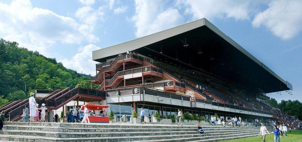 Závodiště Velká Chuchle, ilustrační foto