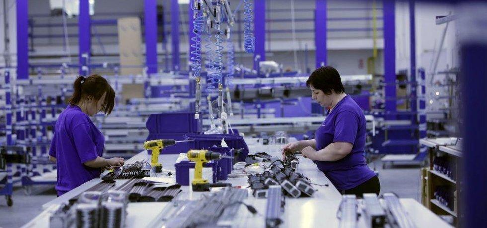 Výroba žaluzií ve firmě Climax