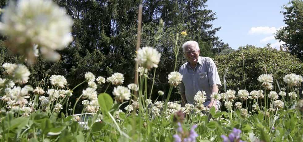 Krajinný a lesnický ekolog Josef Fanta