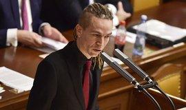 Zeman neočekává odchod ČSSD z vlády, řekl Bartoš po schůzce v Lánech