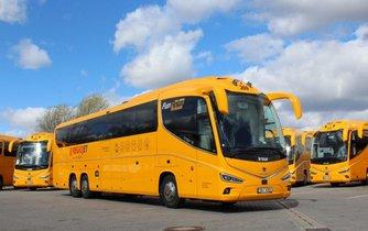 Autobusy RegioJet