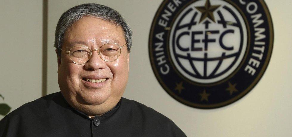 Patrick Ho Čch'-pching