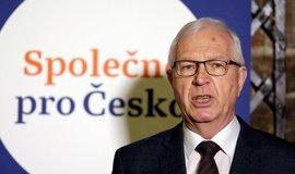 Kandidát do Senátu Jiří Drahoš