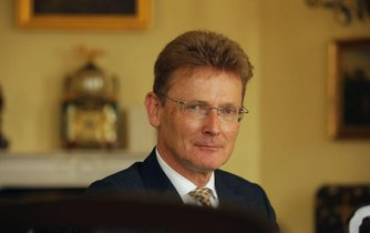 Britský velvyslanec v Česku Nick Archer