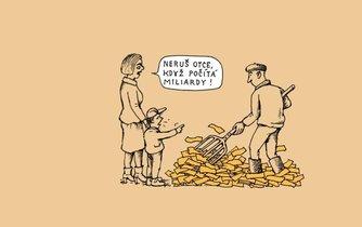Miliardáři