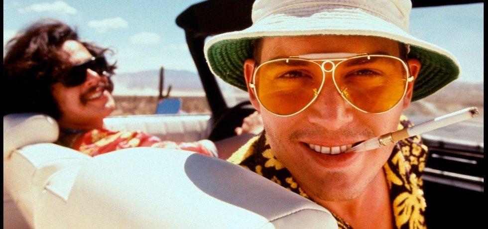 Drogová jízda ve filmu Strach a Hnus v Las Vegas