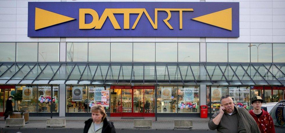 Prodejna Datartu