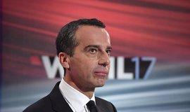 Rakouský exkancléř Kern se vrací do světa byznysu, stal se členem vedení ruských železnic