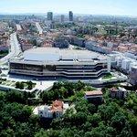 Hlavní budova Kongresového centra Praha