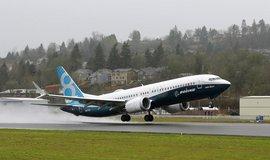 Boeing si v reakci na problémy s letouny 737 MAX zajistil půjčku za 12 miliard dolarů