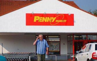 Penny Market v Benešově