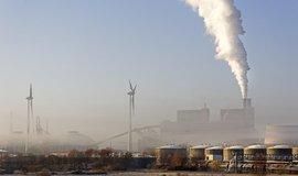 Uhelná elektrárna Moorburg v Hamburku, ilustrační foto