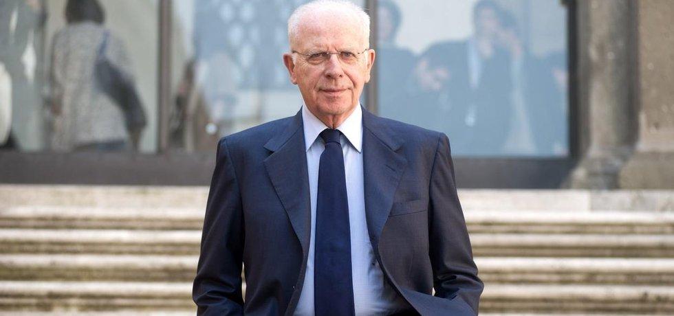 Paolo Bulgari, předseda společnosti Bulgari