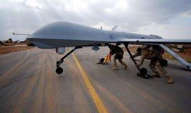 Dron Predator, ilustrační foto