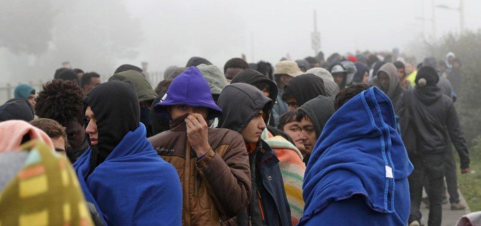 Francouzská vláda začala koncem října s definitivní likvidací nelegálního uprchlického tábora v Calais.