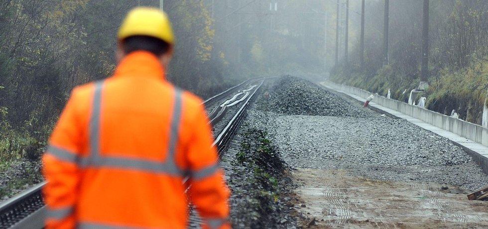 Rekonstrukce kolejí