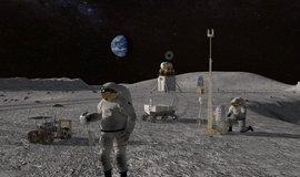 Před 50 lety člověk poprvé stanul na Měsíci. Nyní si pohrává s myšlenkou těžit na něm vzácné kovy