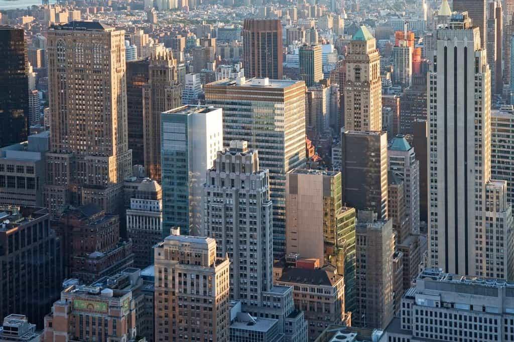 1. New York (USA). UHNWI (2016): 8 350; změna: +9 %