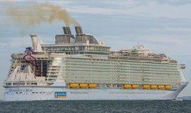 Harmony of the Seas, největší výletní loď světa