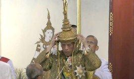 V Thajsku byl korunován nový král Ráma X.