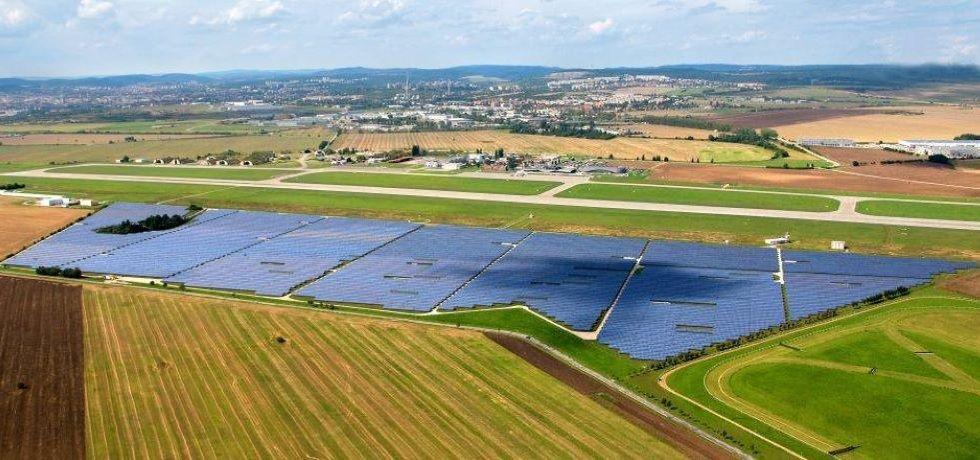 Solární elektrárna Photon Energy Tuřany