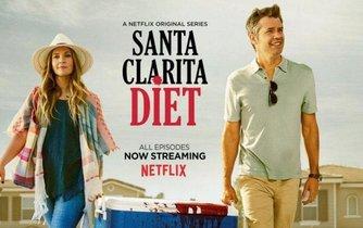 Seriál Santa Clarita Diet staví na kanibalismu.