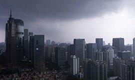 Kanton, hlavní město provincie Kuang-tung
