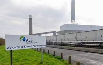 Severoirská elektrárna Kilroot, kterou kupuje EPH Daniela Křetínského