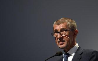 Andrej Babiš obhájil pozici předsedy hnutí ANO