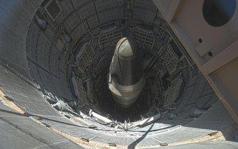 Střela ICBM