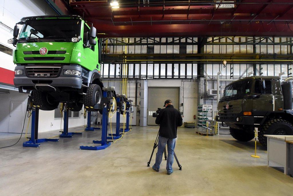 Loňských 1326 vyrobených automobilů představovalo pro Tatru meziroční nárůst produkce o 56 procent. Letos má v plánu vyrobit 1700 vozů.