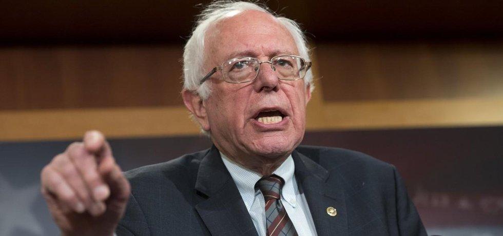Bernie Sanders si pro americké prezidentské volby v roce 2020 nechává otevřené dveře