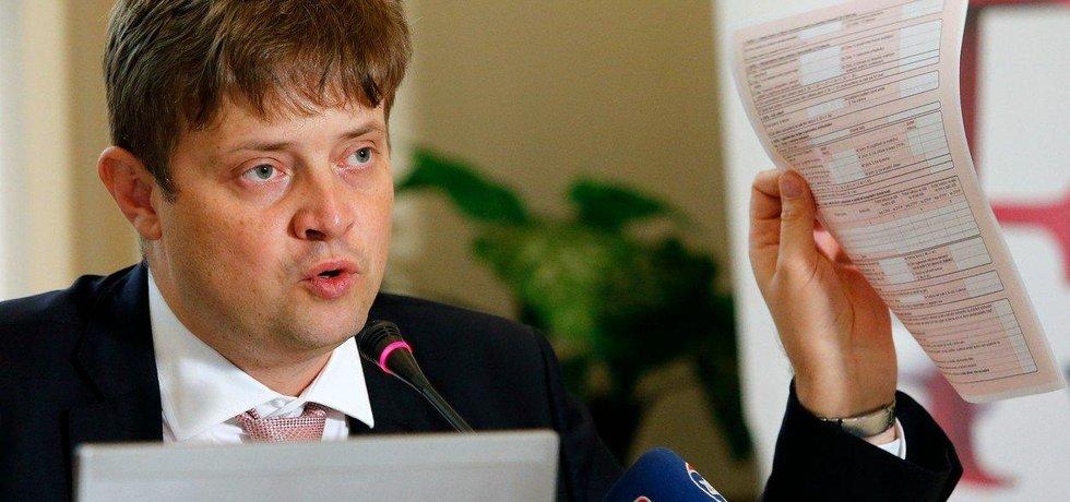 Generální ředitel Finanční správy Martin Janeček dostane pro svůj úřad jasnější pravidla