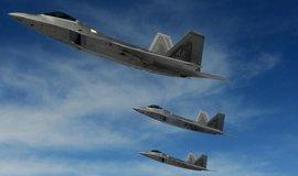 F-22 (ilustrační foto)