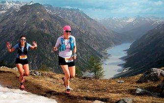 Dvě mámy v běhu, Magda a Monika, se společně dostaly na světový pohár ve skyrunningu