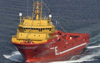 Zásobovací loď Viking Energy