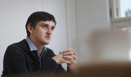 Šéf společnosti TCCM Kamil Vacek