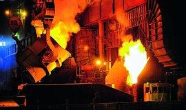 Výroba oceli - ilustrační foto