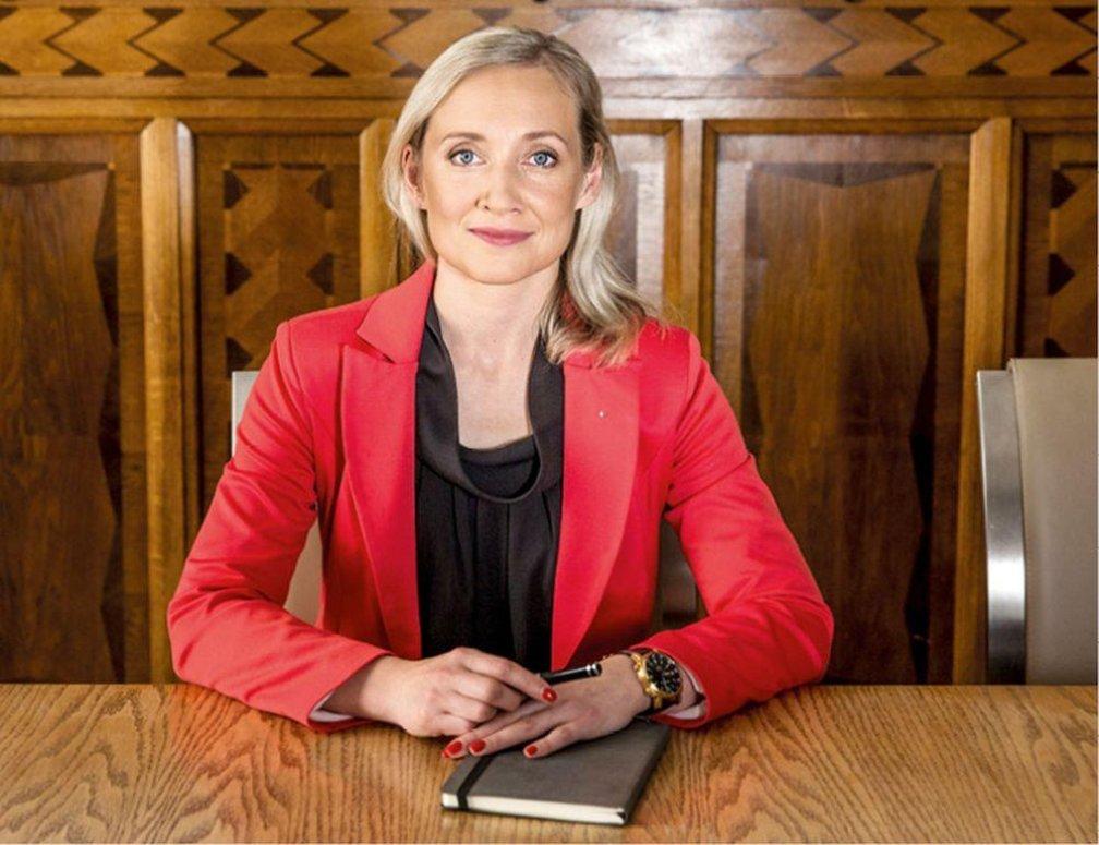 Náměstkyně ministra průmyslu a obchodu Silvana Jirotková