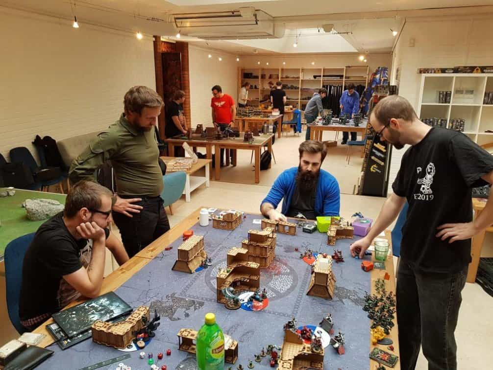 V červenci Gamemat v Praze otevřel hernu Rubikon