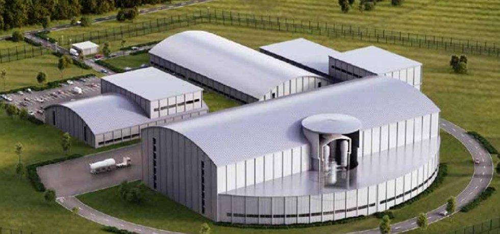 Představa minireaktoru firmy Rolls-Royce.