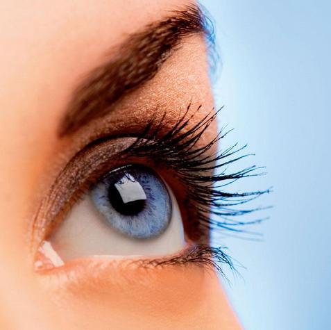 Oči potřebují naši péči