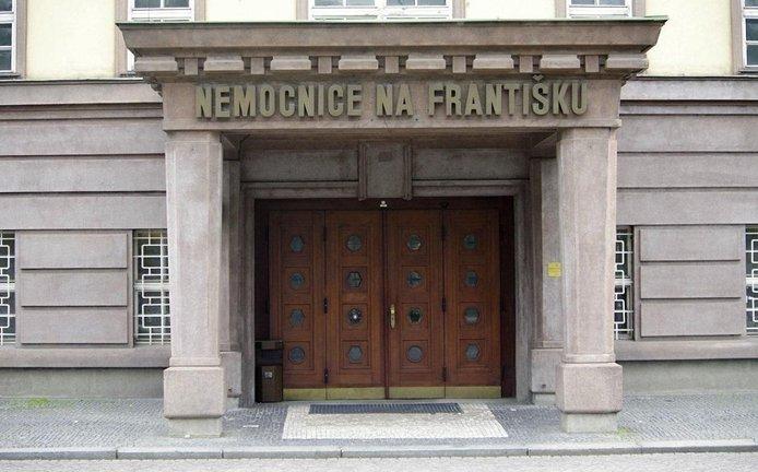 Nemocnice Na Františku