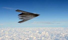 Americký bombradér B-2, ilustrační foto