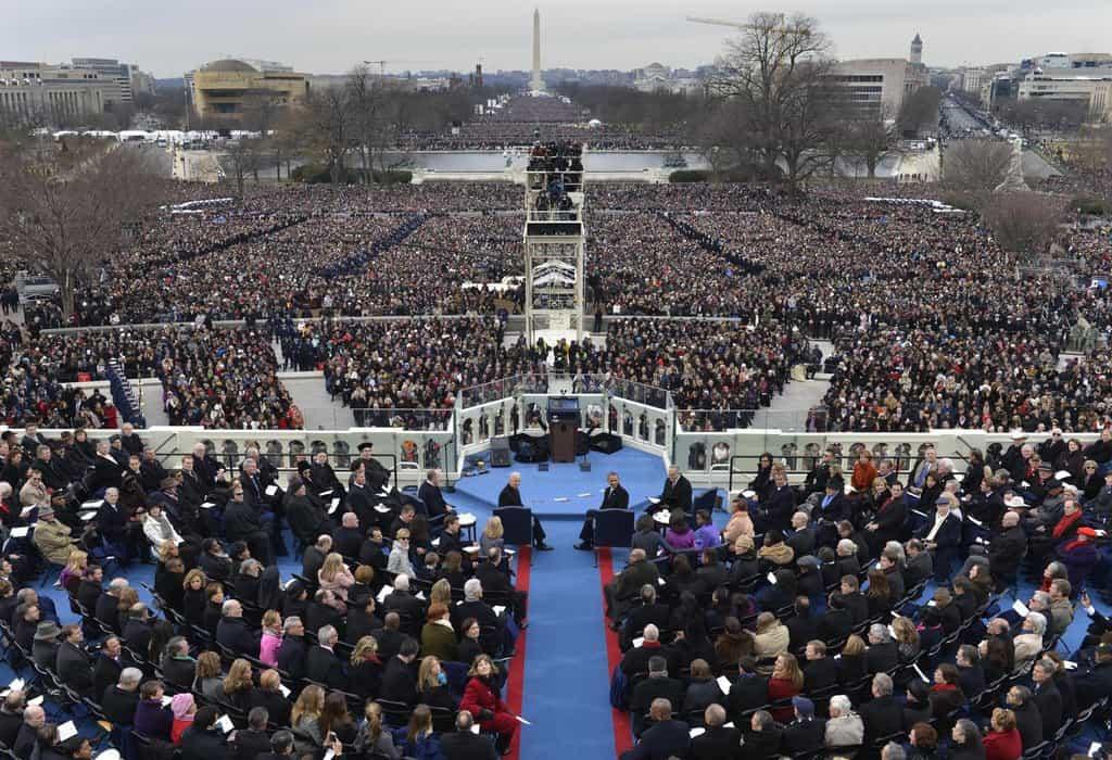 Druhá inaugurace Baracka Obamy
